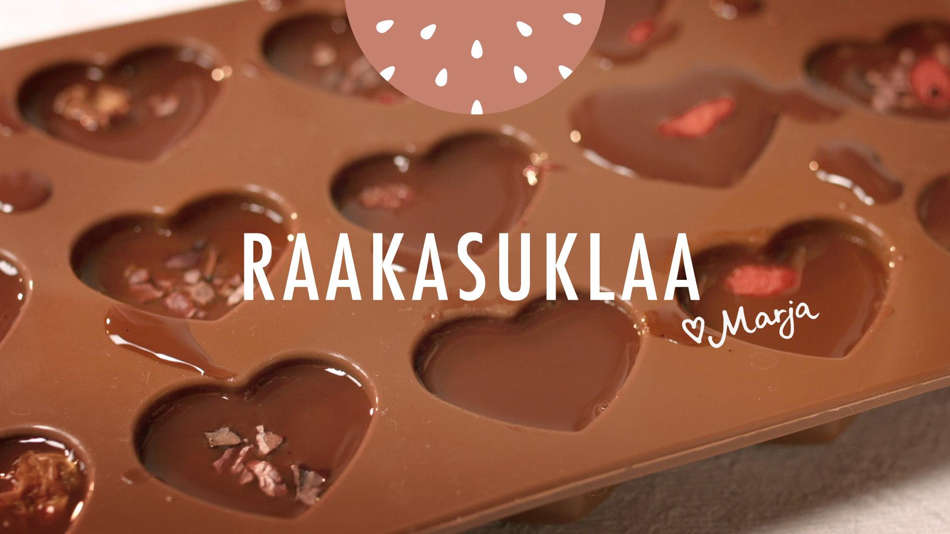 Raakasuklaa
